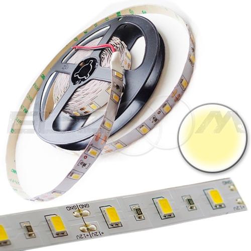 Светодиодная лента SMD 5630 IP20, 12В 20Вт/м L60 белый (теплый) (5м.)