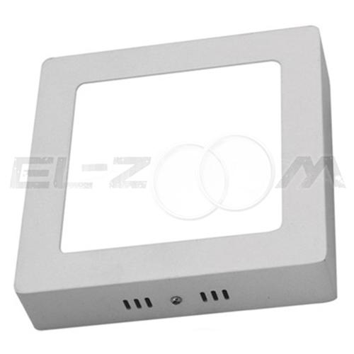 Светодиодная панель накладная квадратная Сталкер 18Вт 230В 6000К 1440Лм IP20