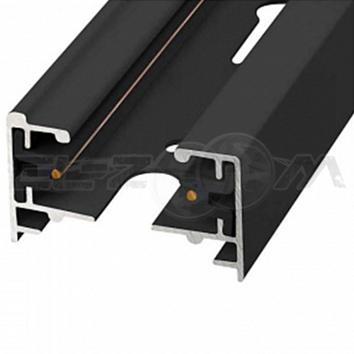 Шинопровод однофазный Volpe UBX-Q121 KS2 BLACK 100мм