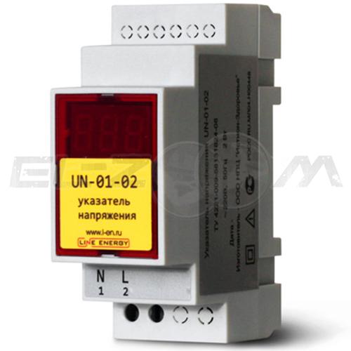 Указатель напряжения Line Energy UN-01-02 220В (100-330В)