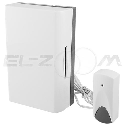 Звонок проводной ЗПС-11/1-ЭМ (эл.мех, кнопка IP30, AC 230V) TDM