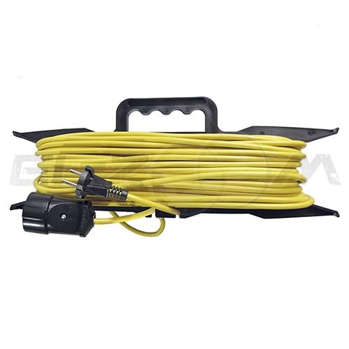 Удлинитель-шнур на рамке ТМ Союз 1300 Вт (30м)