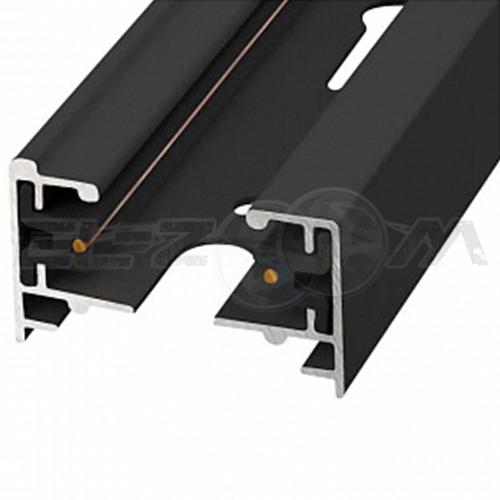 Шинопровод однофазный Volpe UBX-Q121 KS2 BLACK 200мм
