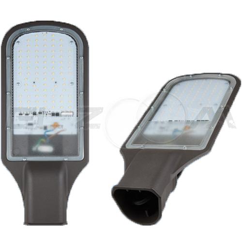 Уличный светильник консольный 120Вт 6500К CEA ДСУ-2 IP65 серый